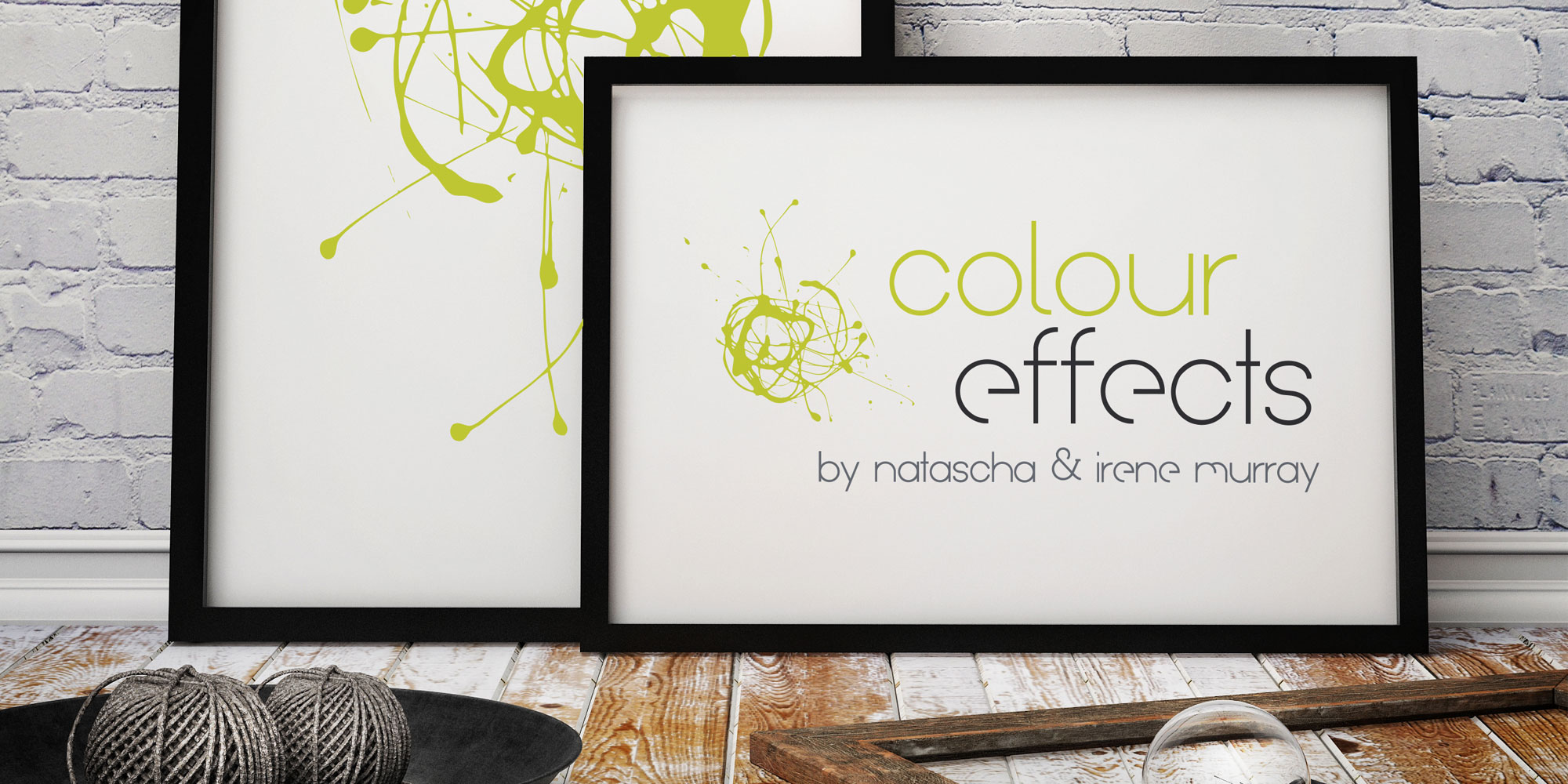 Logodesign Colour Effects
