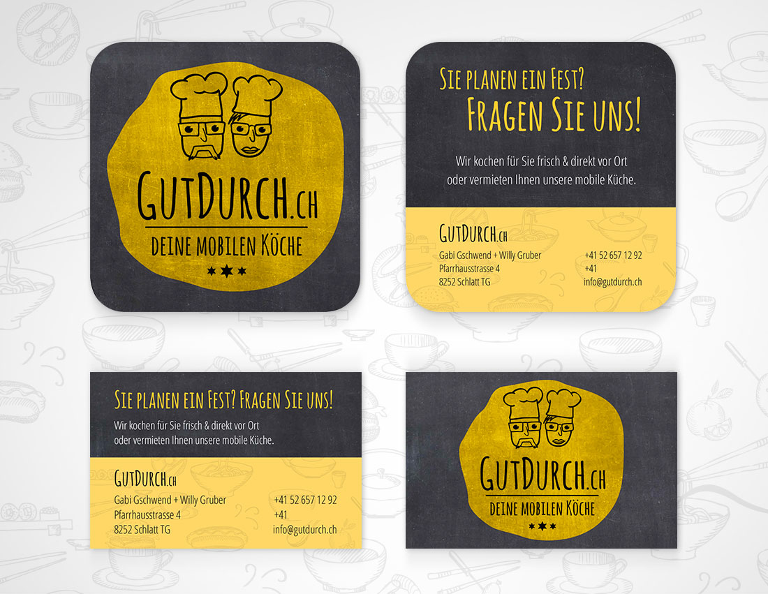 GutDurch.ch Corporate Design