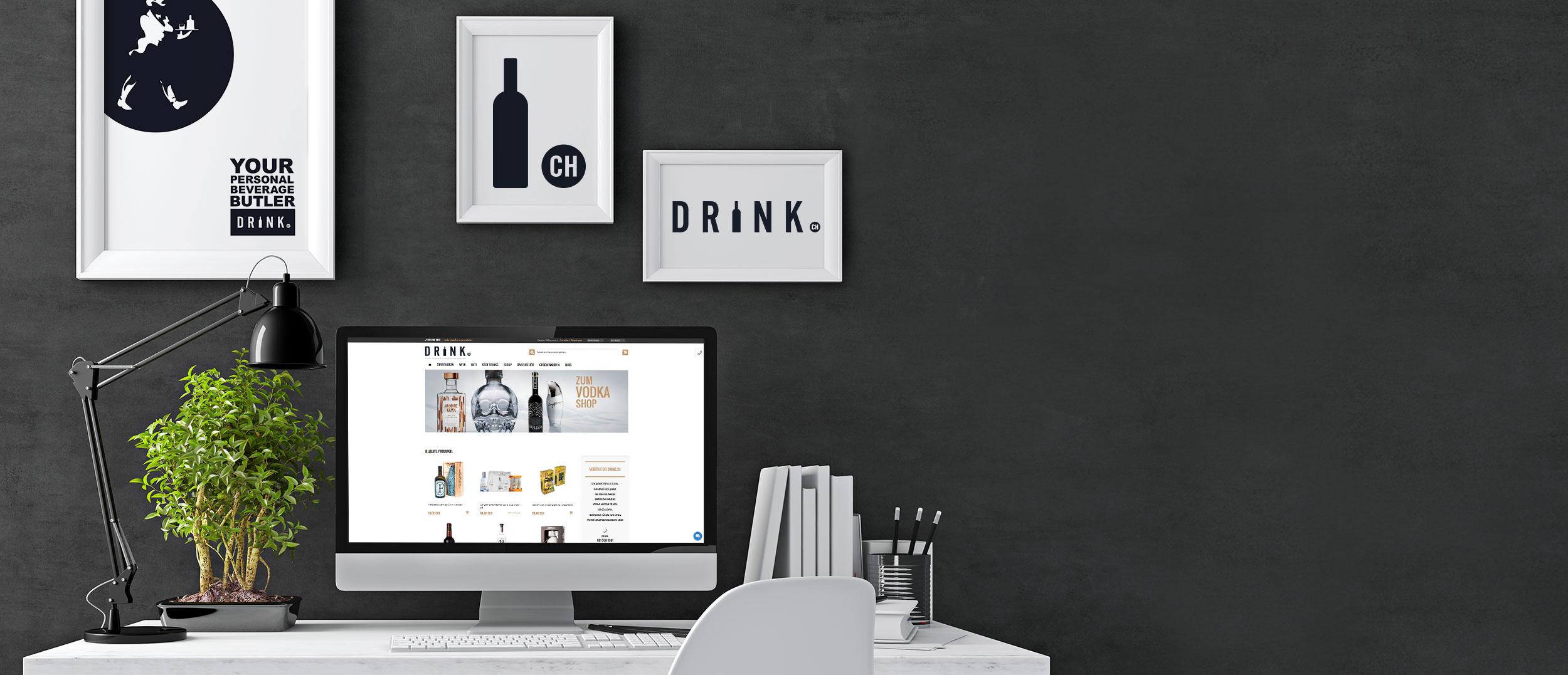 Drink.ch Onlineshop