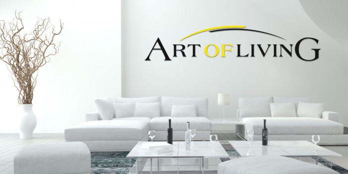 art of living Logodesign