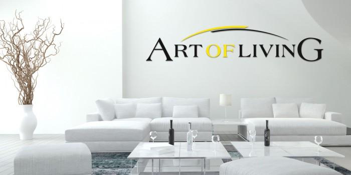 art of living Logodesign