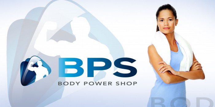 Body Power Shop Logodesign