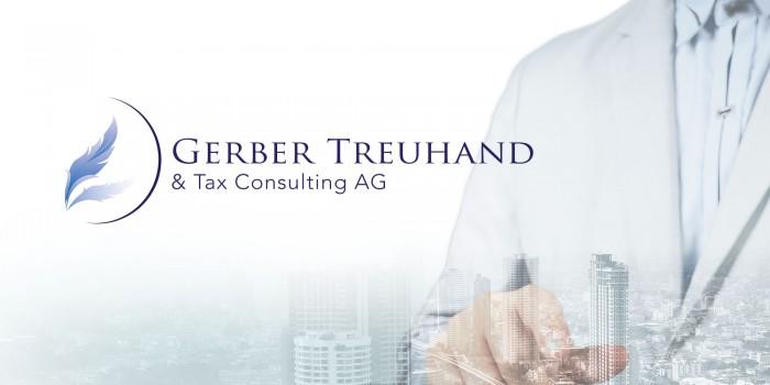 Gerber Treuhand Logodesign