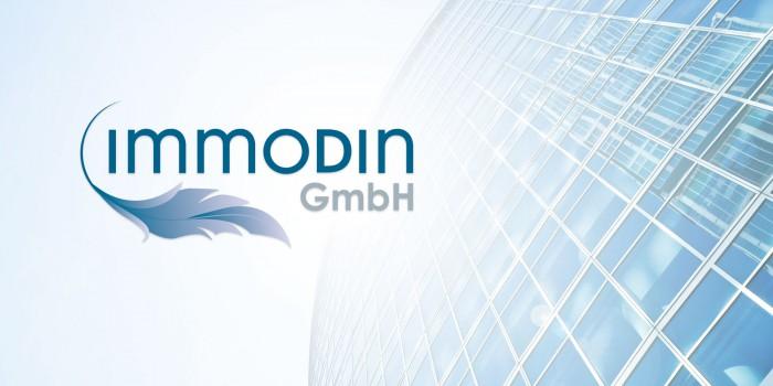 Immodin Logodesign