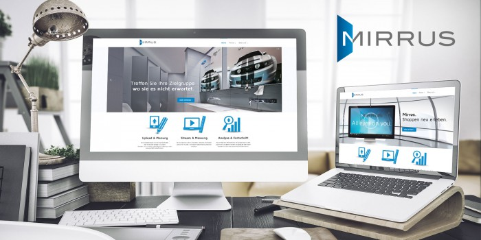 Mirrus Webdesign