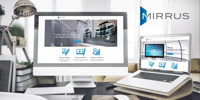 Mirrus Webdesign