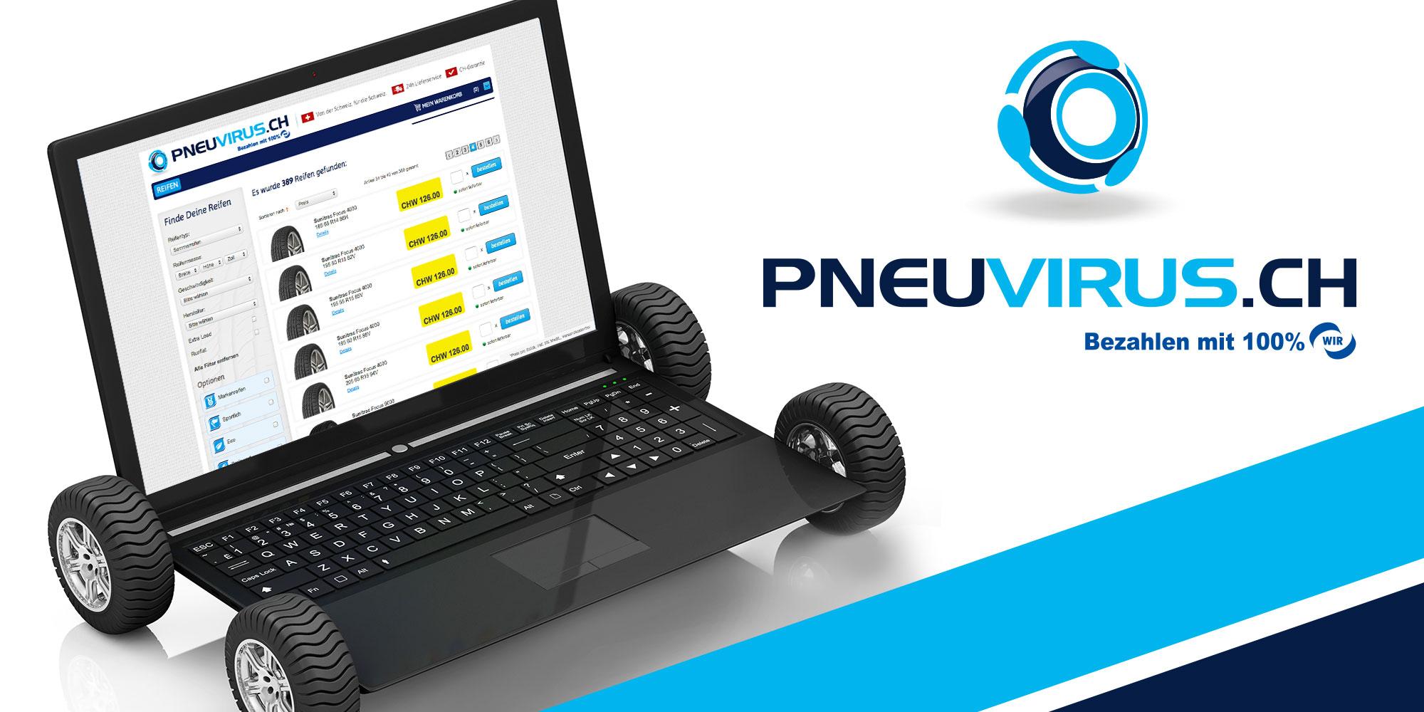 pneuvirus Onlineshop