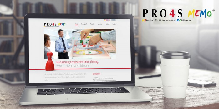 pro4smemo Webdesign