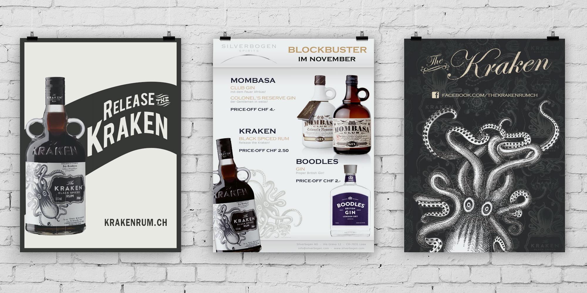 Silverbogen AG Grafikdesign