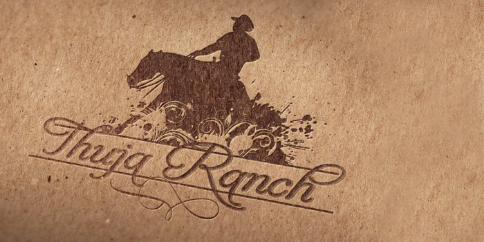 Thuja Ranch Logodesign