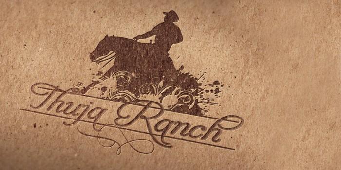 Thuja Ranch Logodesign