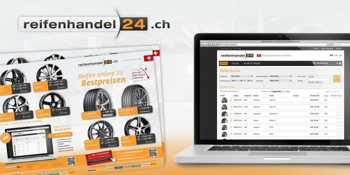 Reifenhandel24 Onlineshop