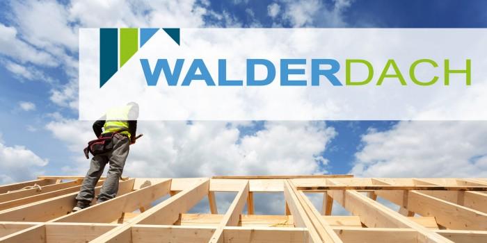 Walder Dach - Logodesign